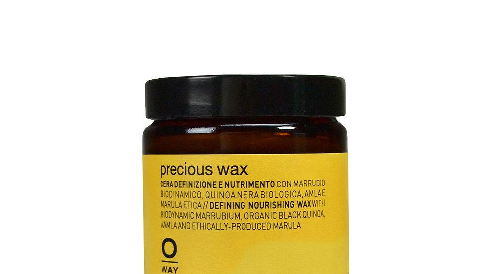 Precious wax
