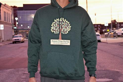 Peace Tree Parks Unisex Hoodie