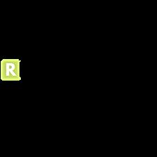 Medium Violet Square Real Estate Logo (4