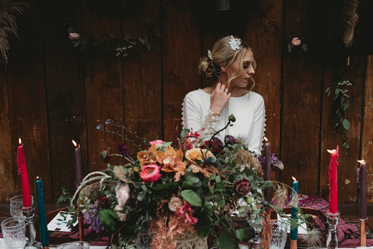boho bride and table.jpg