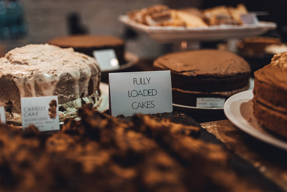 fully loaded cakes | urban cakehouse