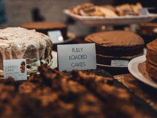 Let Them Eat Cake - Cake Meets Canvas Part 2