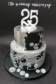 silver wedding cake.png
