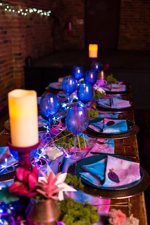 Styling - The Wedding Alchemist. Concept CRZYBest