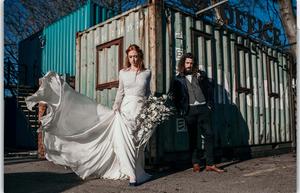 Urban Wedding at Victoria Warehouse Manchester