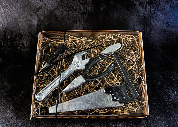Handmade Luxury Belgian Chocolate Tool Set