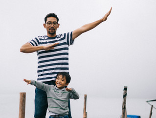 8 Key Elements to Building a Strong  Father-Son Relationship