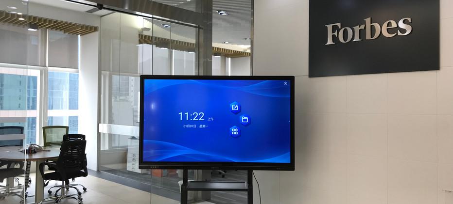 全新4K互動觸控屏