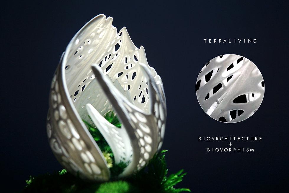TerraLiving Bioarchitecture Biomorphism.