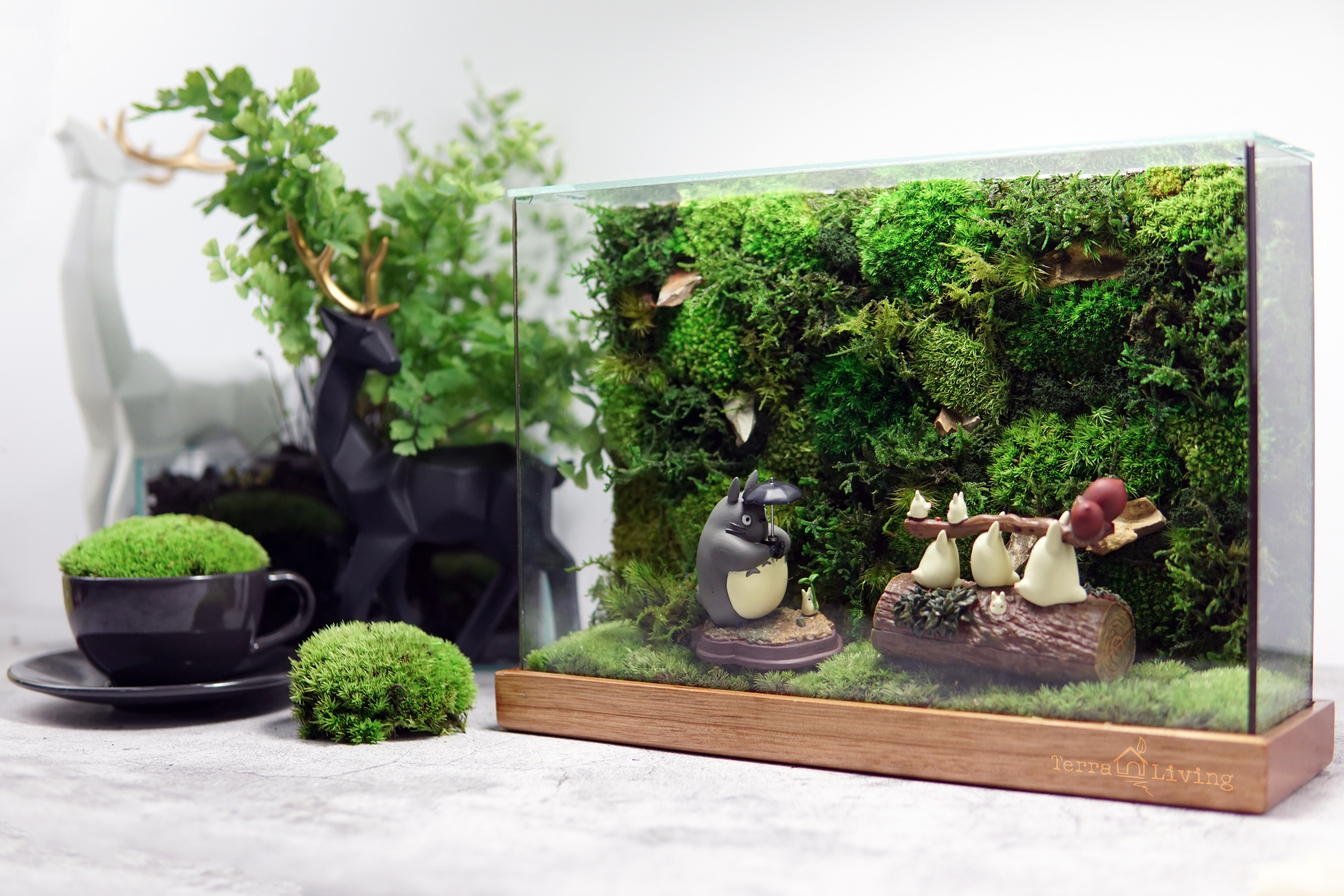 Moss Wall ZERO