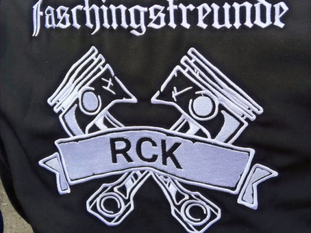 Wagenweihe des RCK