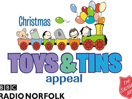 Toys & Tins Appeal