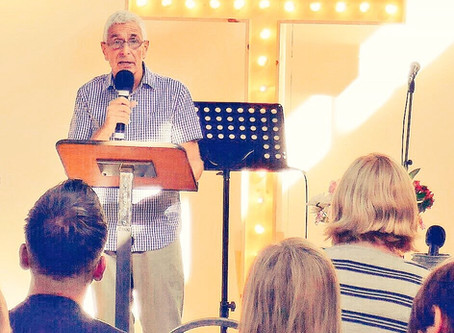 Pastor's Report