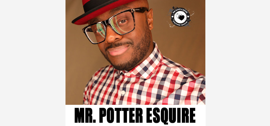 On-Air Podcast Host, Mr. Potter Esquire