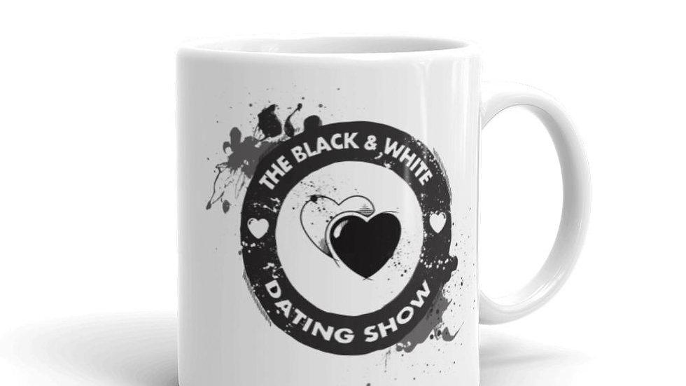 'The Black & White Dating Show' Coffee Mug