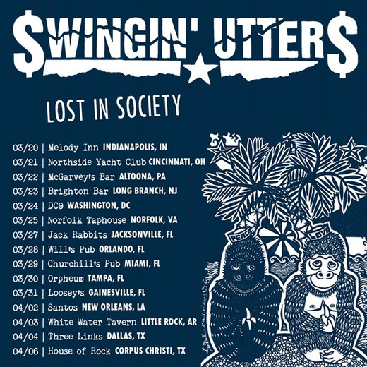 Swingin' Utters Spring 2018