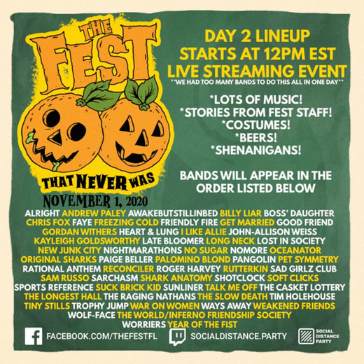 The Fest that Never Was