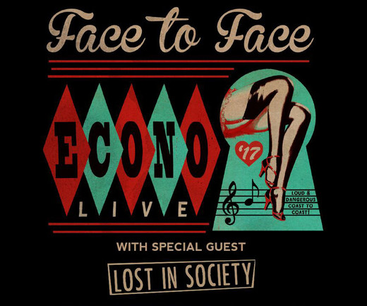 Tour with Face to Face