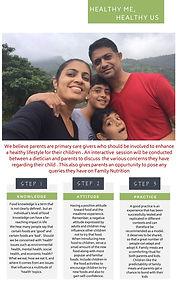 Parents Awareness Canpaign
