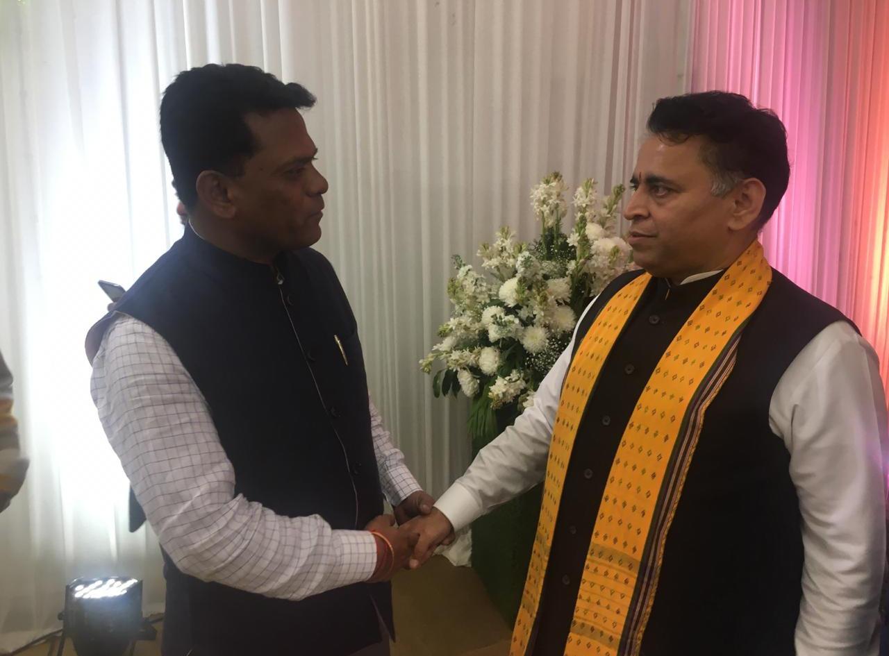Shree Sunil V Deodhar National Secretary BJP