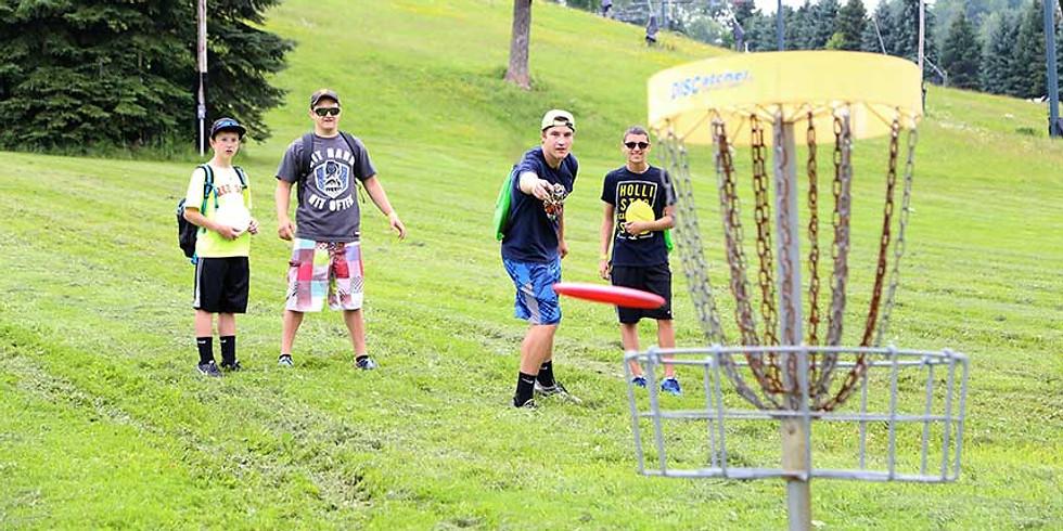 Fly High for Trinity Memorial Disc Golf Tournament