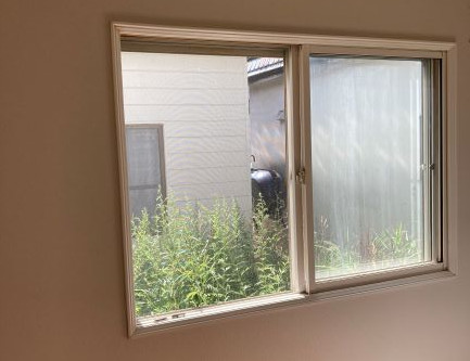 石狩市某アパート内装原状回復工事