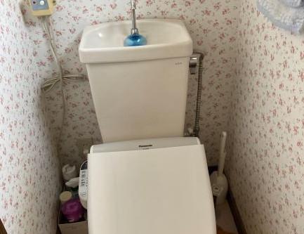 清田区K様邸トイレ交換工事