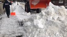 2017年度 排雪作業始まりました!!