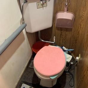 清田区Tマンションのトイレ交換