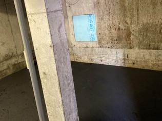 白石区K様邸倉庫アスファルト舗装工事