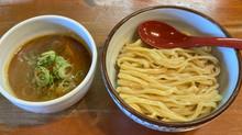 3/13(土)のランチ「麺屋 髙橋 みそつけ麺1.5玉」