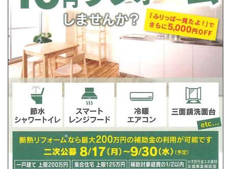 8月の「ふりっぱー」札幌南版に掲載します