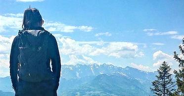 Christina Döderer, Bergwanderführerin und Coach im Chiemgau, Heilpraktikerin für Psychotherapie, Bergwandern und Coaching, Frauen Workshops