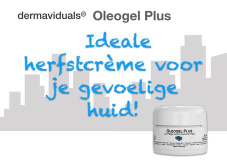 Oleogel Plus - een herfstcrème voor je gevoelige huid