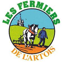 Logo LES FERMIERS DE L'ARTOIS_Plan de tr