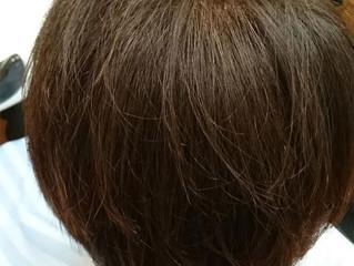野菜酵素配合で毛髪内部をケアしながら、2018年新色にチャレンジ!《アッシュ系白髪染め》