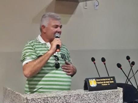 Presidente do Assu se afasta do cargo por recomendação jurídica