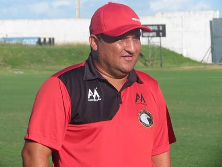 Novo técnico do Potiguar diz que acerto com clube era desejo antigo