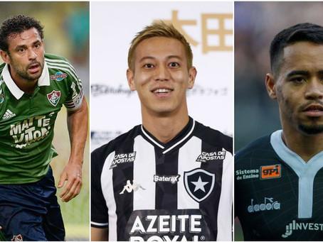 Carioca volta neste domingo com Botafogo, Fluminense e Vasco em campo