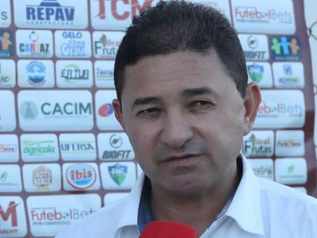 Dirigente do Potiguar explica dispensas e fala da relação do clube com empresário