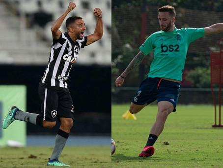 Carioca: Botafogo busca vaga; Flamengo defende a liderança