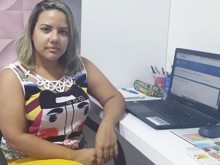 Barbara acusa presidente da Liga de expulsão e agressão verbal