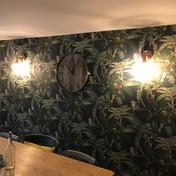Wallpaper - feature wall