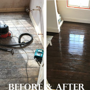 Floor - Before & After
