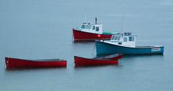 Two Tittles Rain Boats
