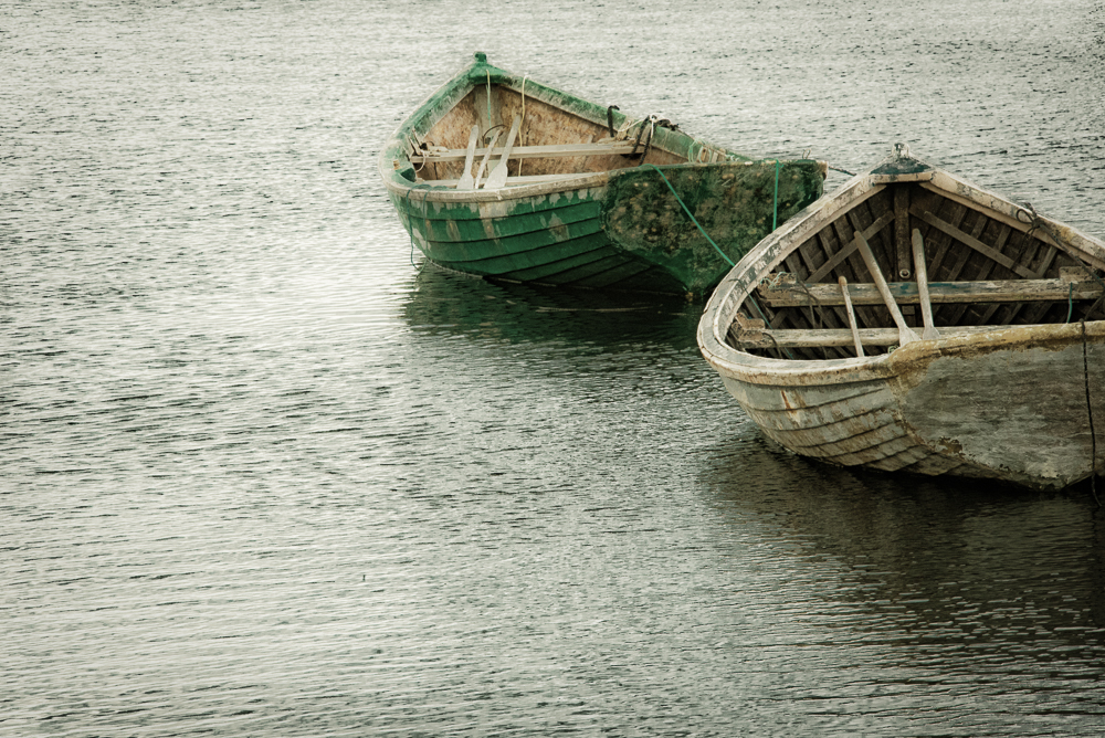 Weathered Boats