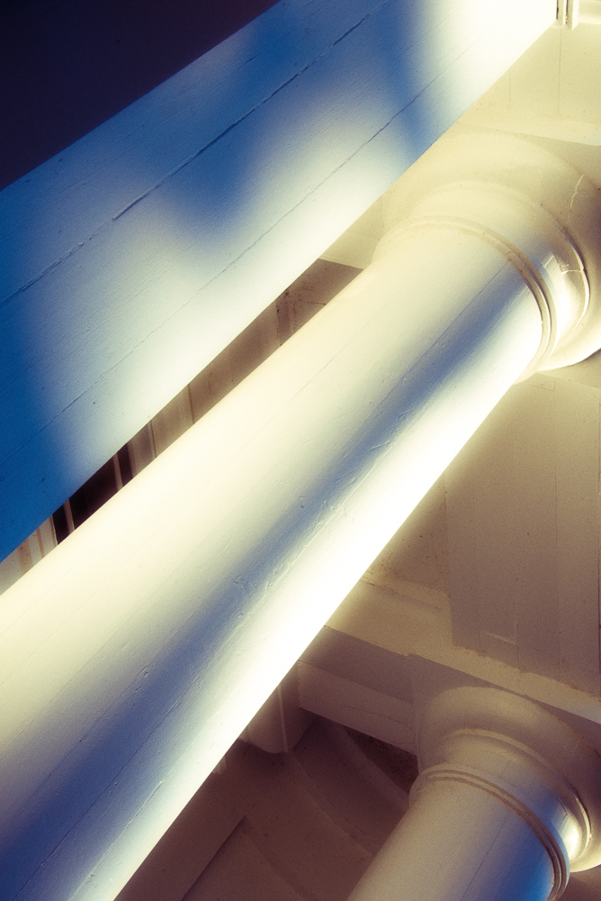 Diagonal Column