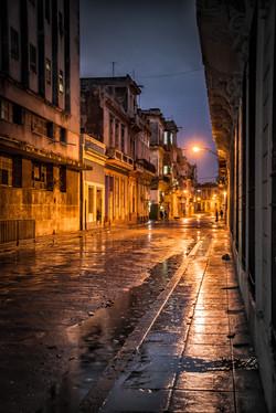 Havana Street Sunrise