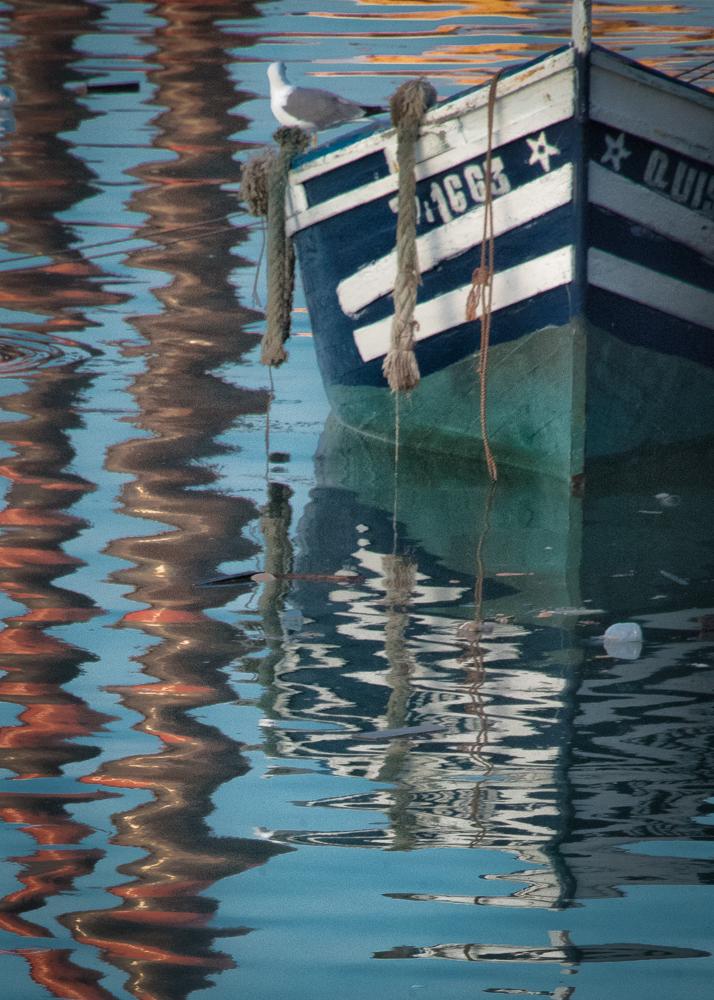 Essaouira Wavy Reflections