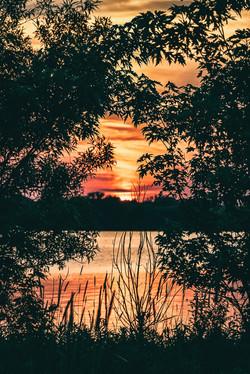 Barriefield Sunset